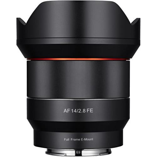Samyang Obiectiv Foto Mirrorless AF 14mm f2.8 Sony FE 0