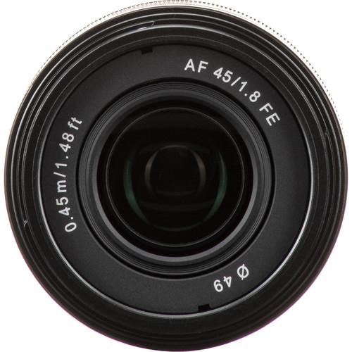 Samyang Obiectiv Foto Mirrorless AF 45mm f1.8 Sony E 1