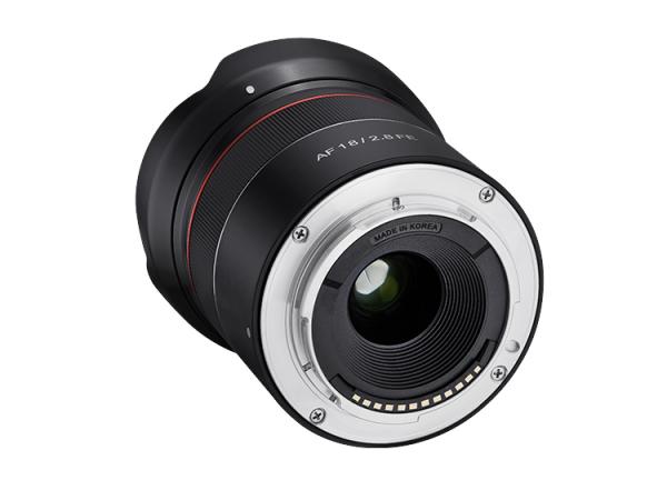 Samyang Obiectiv Foto Mirrorless18mm F2.8 AF Sony FE 2
