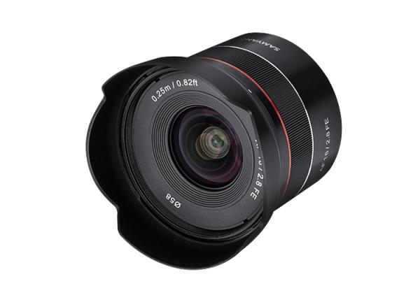 Samyang Obiectiv Foto Mirrorless AF 18mm f2.8 Sony FE 2