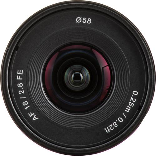 Samyang Obiectiv Foto Mirrorless AF 18mm f2.8 Sony FE 1