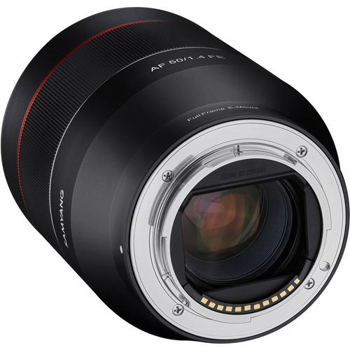 Samyang Obiectiv Foto Mirrorless AF 50mm f1.4 Sony FE 4