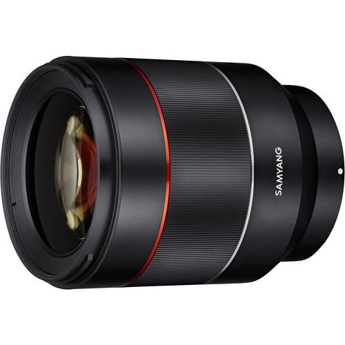 Samyang Obiectiv Foto Mirrorless AF 50mm f1.4 Sony FE 2
