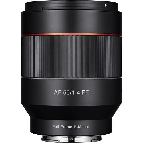 Samyang Obiectiv Foto Mirrorless AF 50mm f1.4 Sony FE 0