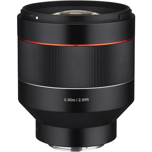 Samyang Obiectiv Foto Mirrorless AF 85mm f1.4 Sony FE 2