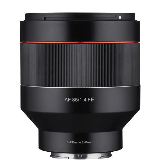 Samyang Obiectiv Foto Mirrorless AF 85mm f1.4 Sony FE 0