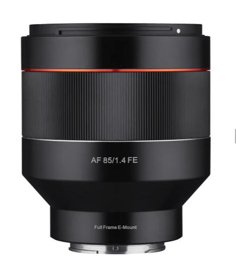 Samyang 85mm Obiectiv Foto Mirrorless F1.4 Montura Sony FE 0