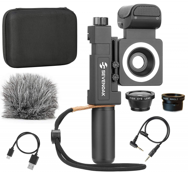 Sevenoak SmartCine Kit Vlogging All-in-One 1