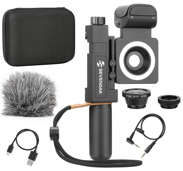 Sevenoak SmartCine Kit Vlogging All-in-One 0