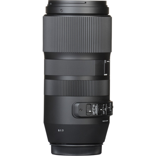 Sigma 100-400mm Obiectiv Foto DSLR f5-6.3 DG OS HSM NIKON 5