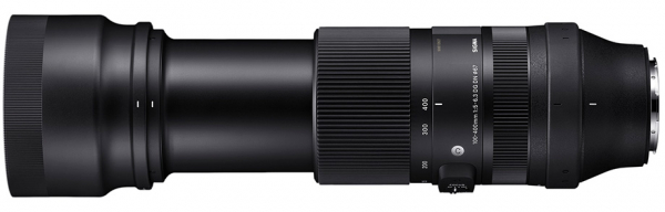 Sigma 100-400mm Obiectiv Foto f5-6.3 DG OS HSM SONY E [2]