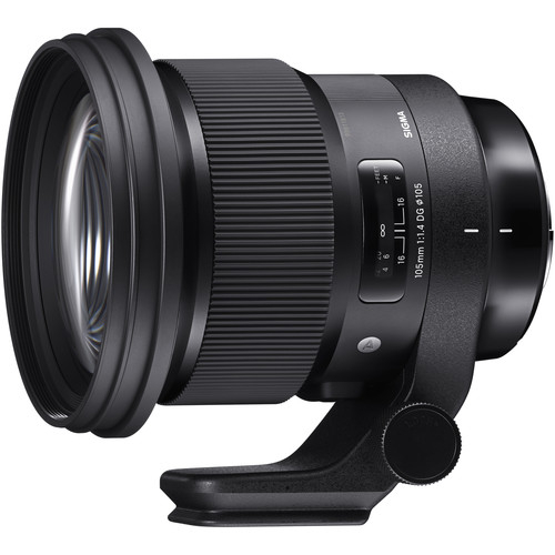 Sigma 105mm Obiectiv Foto DSLR f1.4 DG ART NIKON 0