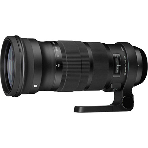 Sigma 120-300mm Obiectiv Foto DSLR f2.8 DG OS HSM NIKON 0