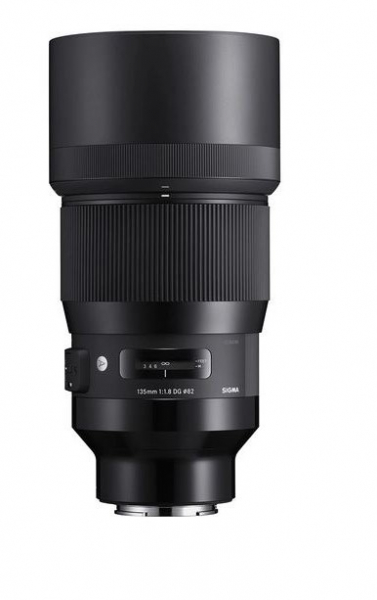 Sigma Obiectiv Foto Mirrorless 135mm f1.8 DG HSM ART SONY E (FE) [0]