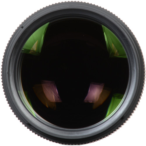 Sigma 135mm Obiectiv Foto DSLR f1.8 DG HSM ART Canon produs expus [3]