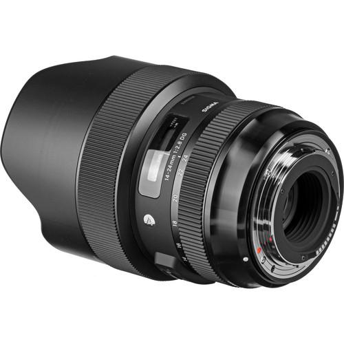 Sigma 14-24mm Obiectiv Foto DSLR f2.8 DG HSM ART Nikon 2