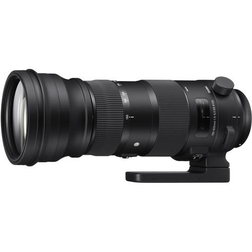 Sigma 150-600mm Obiectiv Foto DSLR f5-6.3 DG OS HSM CANON [0]