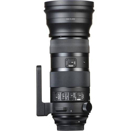 Sigma 150-600mm Obiectiv Foto DSLR f5-6.3 DG OS HSM NIKON [3]