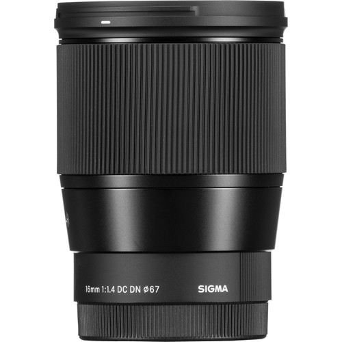 Sigma 16mm Obiectiv Foto Mirrorless f1.4 DC DN C Canon EF-M 3