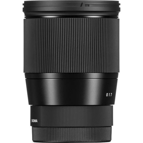 Sigma 16mm Obiectiv Foto Mirrorless f1.4 DC DN C Canon EF-M 4