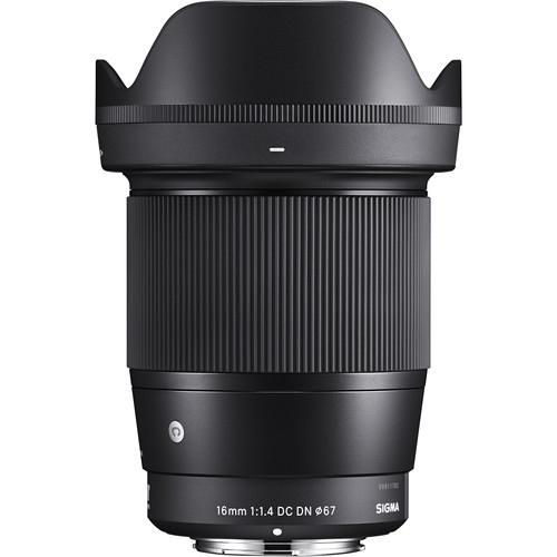 Sigma 16mm Obiectiv Foto Mirrorless f1.4 DC DN C Canon EF-M 2