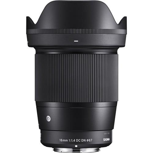 Sigma 16mm Obiectiv Foto Mirrorless f1.4 DC DN MFT C PANASONIC [5]