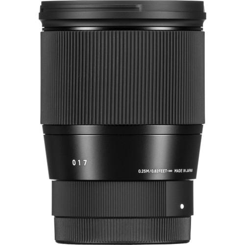 Sigma 16mm Obiectiv Foto Mirrorless f1.4 DC DN MFT C PANASONIC 2