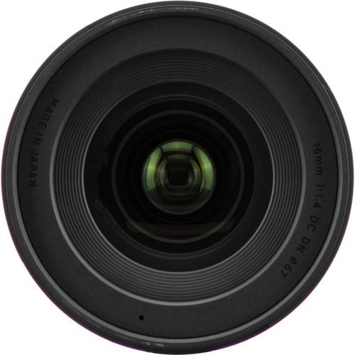 Sigma 16mm Obiectiv Foto Mirrorless f1.4 DC DN MFT C PANASONIC 3