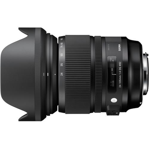 Sigma 24-105mm Obiectiv Foto DSLR f4 DG OS HSM ART NIKON 2