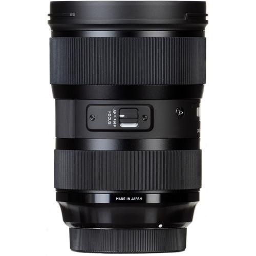 Sigma 24-35mm Obiectiv Foto DSLR f2 DG HSM ART CANON 2