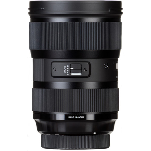 Sigma 24-35mm Obiectiv Foto DSLR f2 DG HSM ART NIKON [3]
