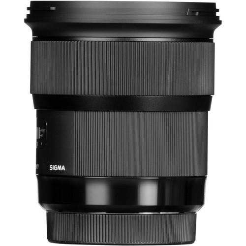 Sigma 24mm Obiectiv Foto DSLR f1.4 DG HSM ART CANON 4