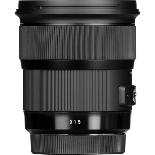 Sigma 24mm Obiectiv Foto DSLR f1.4 DG HSM ART Sigma cutie alba [1]
