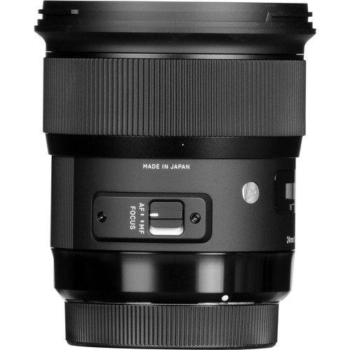 Sigma 24mm Obiectiv Foto DSLR f1.4 DG HSM ART NIKON 1