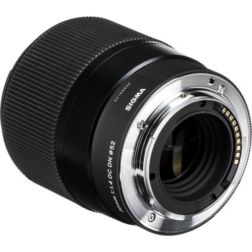 Sigma 30mm Obiectiv Foto Mirrorless f1.4 DC DN C SONY E 3
