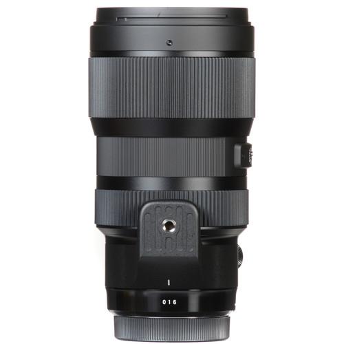 Sigma 50-100mm f1.8 DC HSM ART Nikon 4
