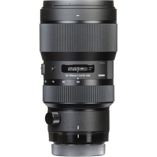 Sigma 50-100mm f1.8 DC HSM ART Nikon 2