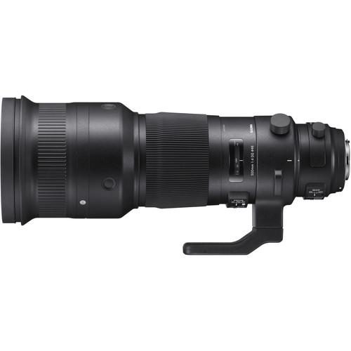 Sigma 500mm Obiectiv Foto DSLR f/4 DG OS HSM Sport NIKON 2