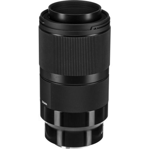 Sigma 70mm Obiectiv Foto Mirrorless f2.8 DG MACRO ART SONY E 2