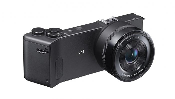 Sigma DP1 Quattro 19mm f/2.8 Aparat foto compact premium [0]