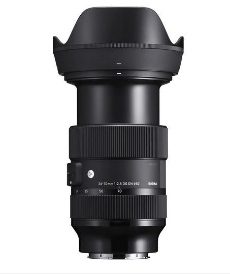 Sigma Obiectiv Foto Mirrorless 24-70mm f2.8 DG DN ART SONY E 2