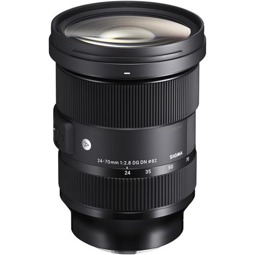 Sigma Obiectiv Foto Mirrorless 24-70mm f2.8 DG DN ART PANASONIC L 0