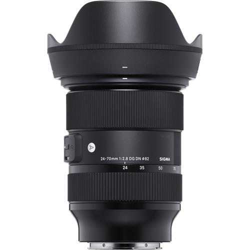 Sigma Obiectiv Foto Mirrorless 24-70mm f2.8 DG DN ART PANASONIC L 1
