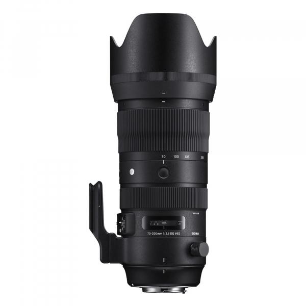 Sigma 70-200mm Obiectiv Foto f2.8 DG OS HSM SPORT CANON EF 3