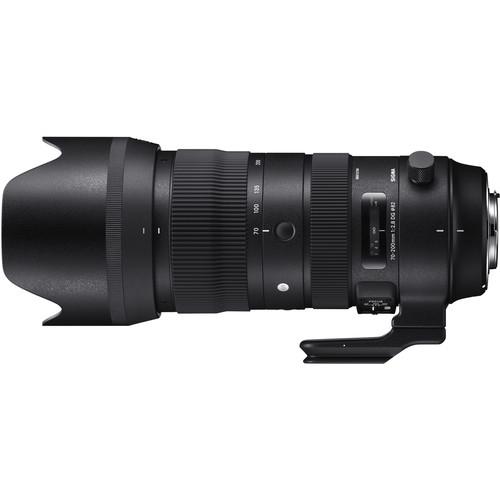 Sigma 70-200mm Obiectiv Foto f2.8 DG OS HSM SPORT CANON EF 1