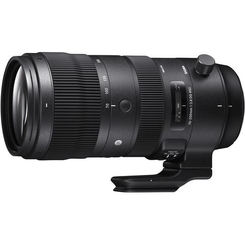 Sigma 70-200mm Obiectiv Foto f2.8 DG OS HSM SPORT CANON EF 0