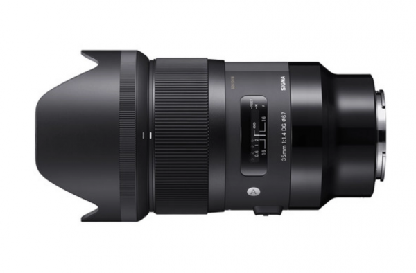 Sigma Obiectiv Foto Mirrorless 35mm f1.4 DG HSM ART SONY E (FE) 12