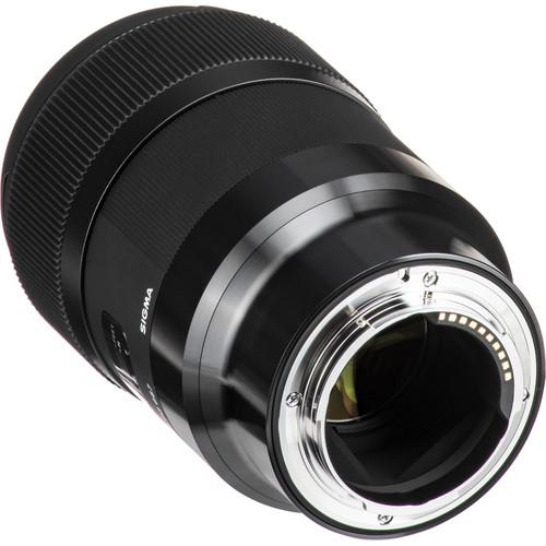 Sigma Obiectiv Foto Mirrorless 35mm f1.4 DG HSM ART SONY E (FE) 6