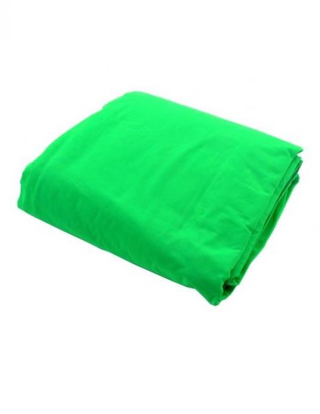Sistem portabil cu cromakey green 3x3.5m si husa 2