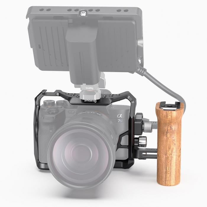 SmallRig 3008 Professional Kit pentru Sony Alpha 7S III [5]
